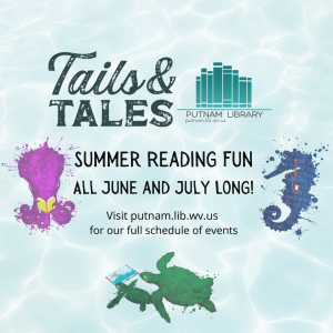Summer Reading promo