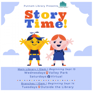 Fall Storytime '21